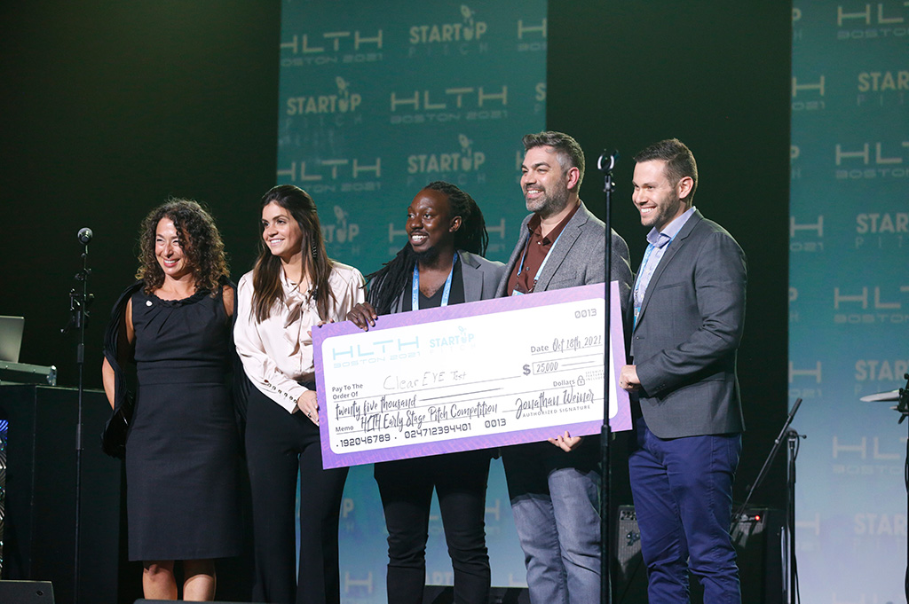 Clear wins at HLTH 2021